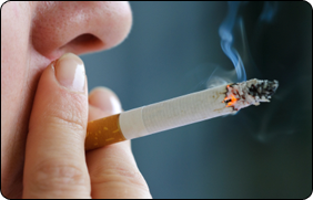 Research and Cigarette Smoking