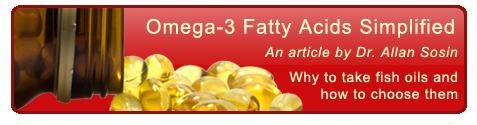 Omega 3 Fatty Acids Simplified