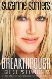IPM Recommended in Suzanne Somers' Newest Book - image suzanne%20somer%20book%20cover%20copy on https://www.iprogressivemed.com