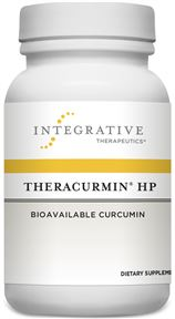 Theracurmin HP (60 caps) by Integrative Therapeutics