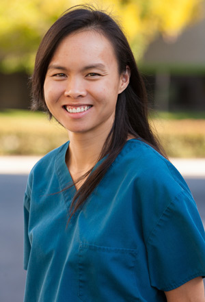 KATHY LY, LAB ASSISTANT