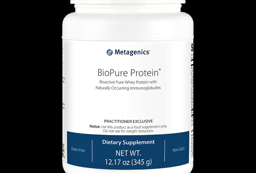 BioPure Protein (345g powder) by Metagenics