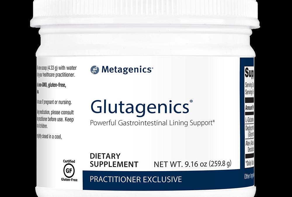Glutagenics Powder (60 servings) by Metagenics