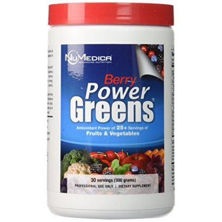 Power Greens (300g) by NuMedica