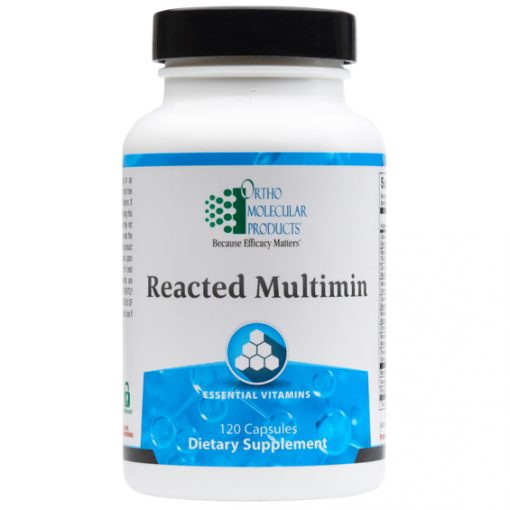 reacted multimin bottle 120ct