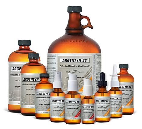 Argentyn 23 Silver Hydrosol (4oz) - image argentyn-23-professional-silver-hydrosol-products on https://www.iprogressivemed.com