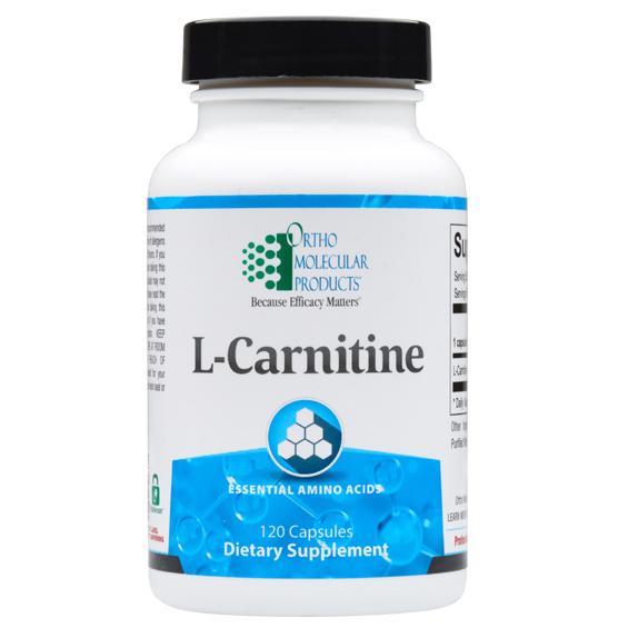 L Carnitine 120 Caps