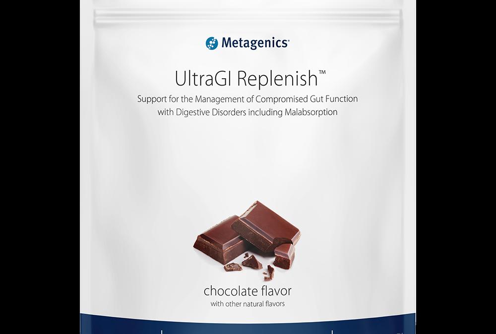 UltraGI Replenish Chocolate (14 servings) by Metagenics