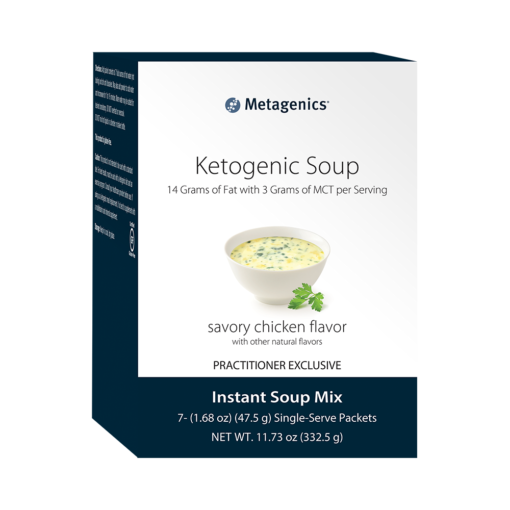 Ketogenic Soup Chicken Flavor 7 Servings - image best-ketogenic-soup-metagenics-chicken-flavor-7-servings-for-sale-510x510 on https://www.iprogressivemed.com
