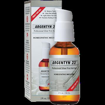 Argentyn 23 Bioactive Silver (2oz) First Aid Gel