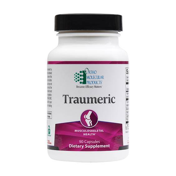 Traumeric (90 caps) by Orthomolecular