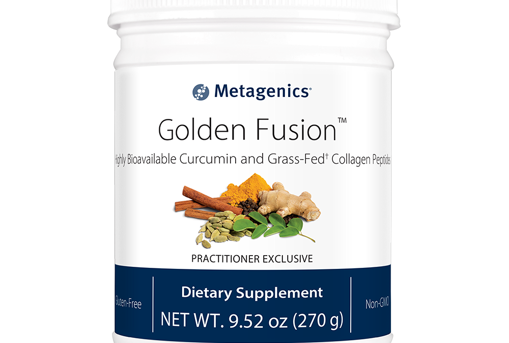 Golden Fusion Powder (270g) by Metagenics