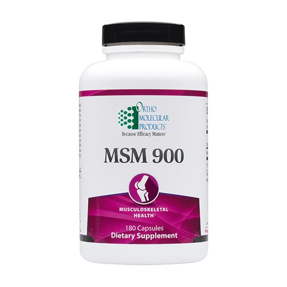 MSM 900 (180 caps) by Orthomolecular