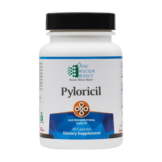 Pyloricil (60 caps) by Orthomolecular