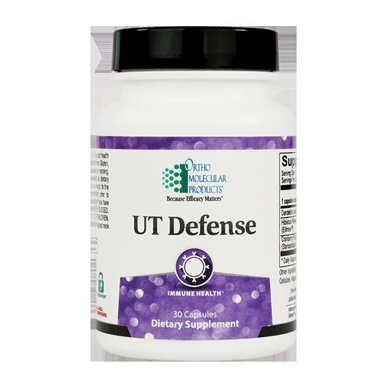 UT Defense (30 caps) by Orthomolecular