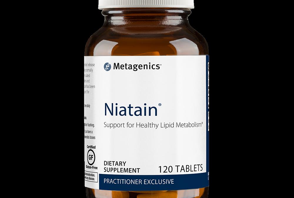 Niatain (120 tabs) by Metagenics